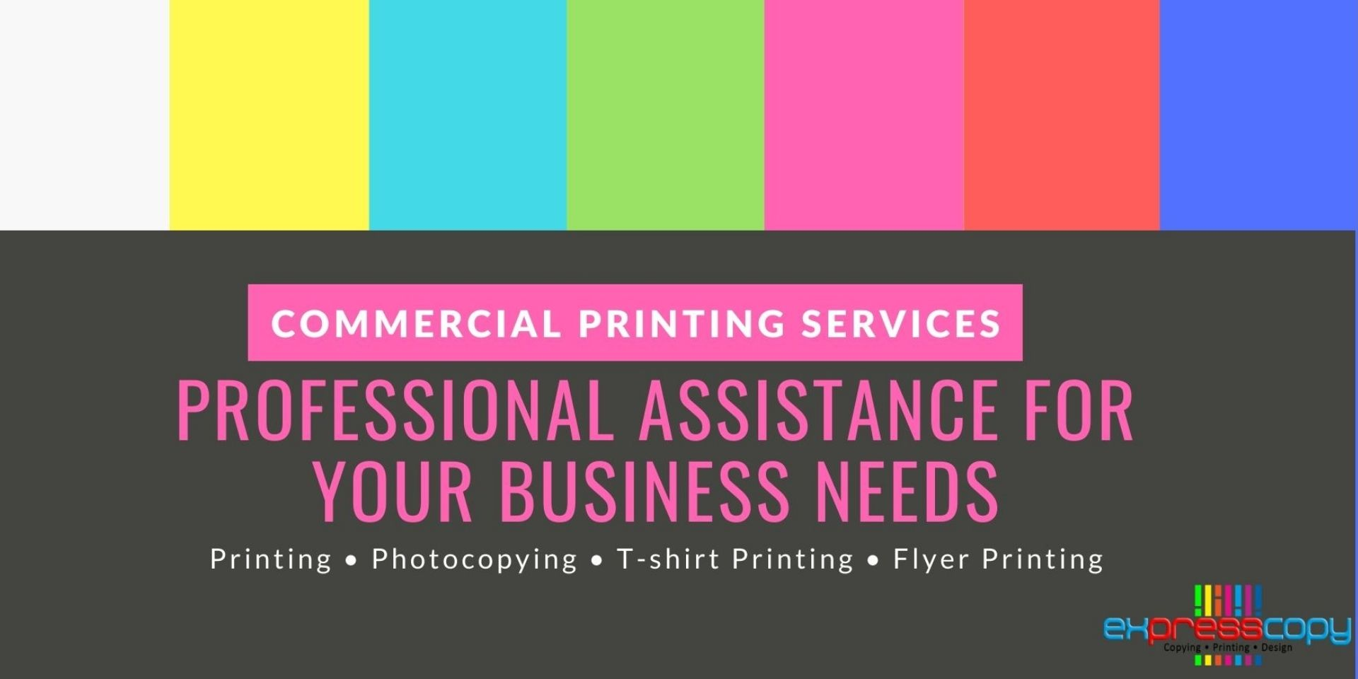 printing services in Croydon