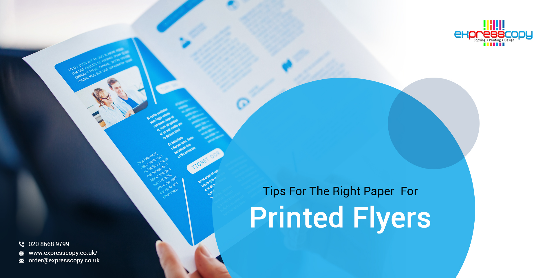 Printed Flyers